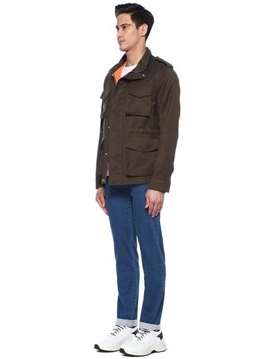 Santoni Ceket Yeşil